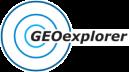 Logo geoexplorer trasparente